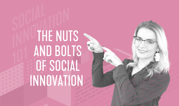 Social Innovation 101 Learning Series: The Nuts and Bolts of Social Innovation